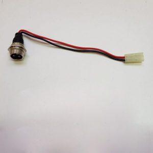 Conector Cargador macho I