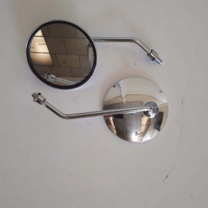 Espejos Retrovisores Cromados