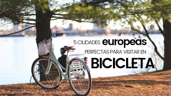 Viajar por Europa en bici