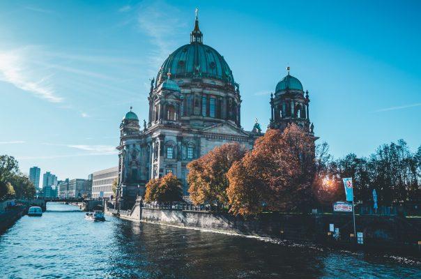 Viajar por Europa en bici: Berlín