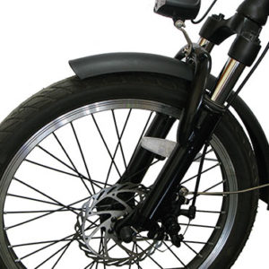 E-Bike plegable Urban Confort Plus 20""