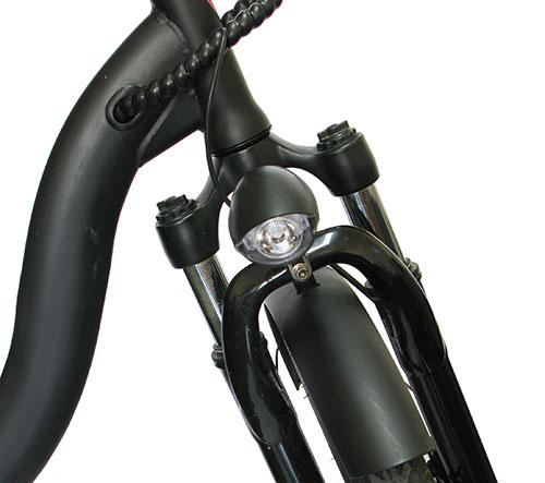 "E-Bike plegable Urban Confort Plus 20"""
