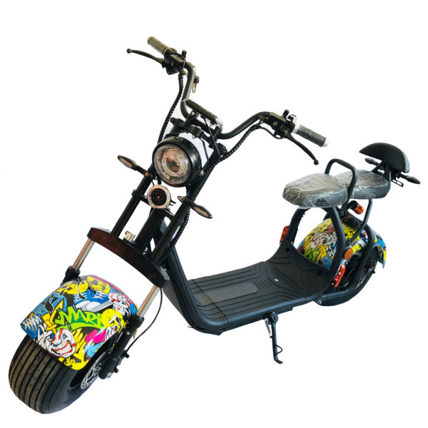 Urban Harley COC 2.0
