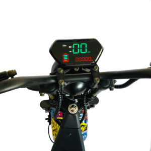 Moto eléctrica Urban Harley COC 2.0
