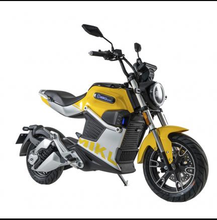 Moto eléctrica Urban Miku Super